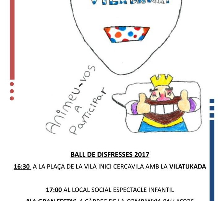 thumbnail of CARTELL CARNAVAL 2017 3