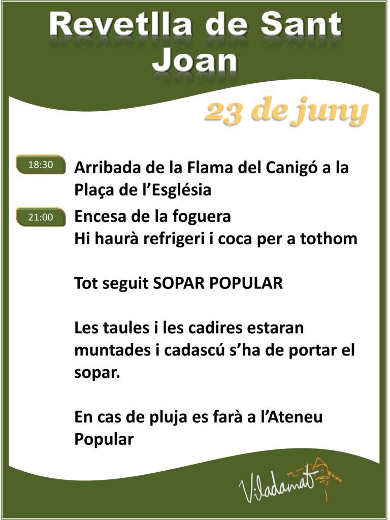 thumbnail of Revetlla Sant Joan 2017